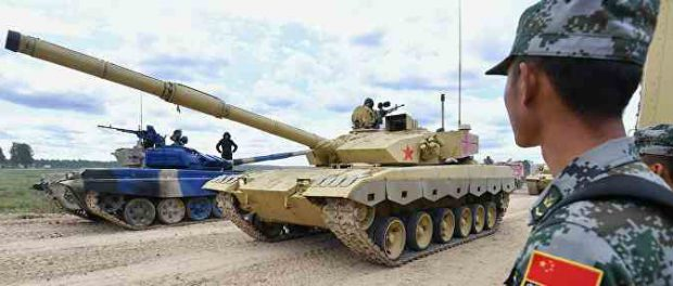 Китай уничтожит НАТО