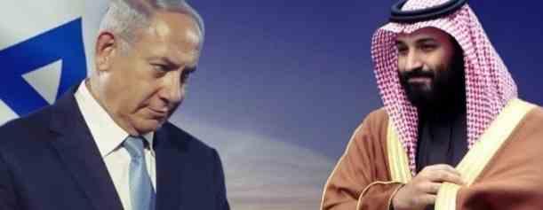 Саудовская Аравия легла  под сионистский режим