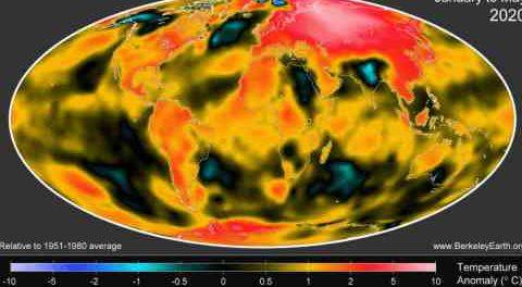 Конец Света: аномальное потепление Арктики
