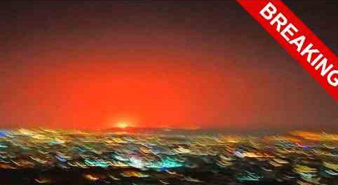 Восточнее Тегерана произошел ядерный взрыв