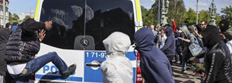 Нужны ли ЕС протесты против рассизма