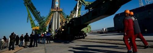 Рогозин теряет космических туристов