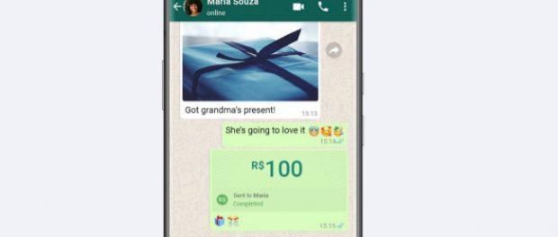 WhatsApp наконец запускает платежи, начиная с Бразилии