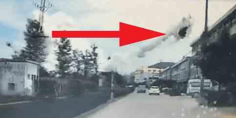 TR-3B атаковали Китай