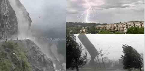 Почему в России стало так много ураганов