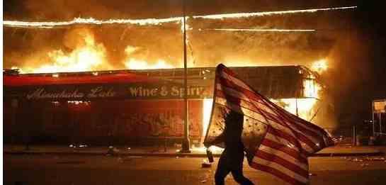 Невероятная американская скорбь Флойда