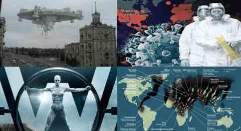 Глобалисты готовят нам войны и срочную чипизацию