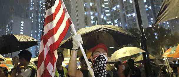 США и Китай вступили на тропу гибридной войны