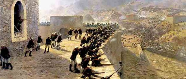 От русско-турецких войн до наших дней
