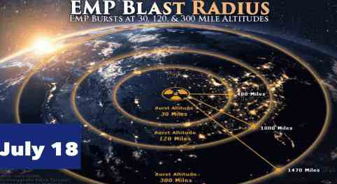 В Америке обещают ядерный теракт