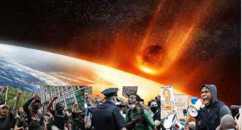 Революцию в Америке заглушит астероид