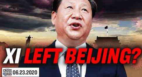 Китайские чиновники срочно покидают Пекин