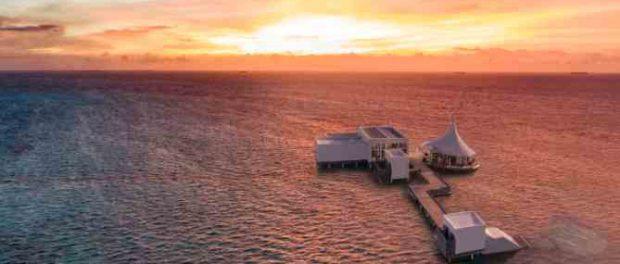 Suite life на Niyama Maldives для путешественника класса люкс