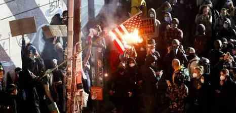 Разъединённые Штаты Америки, или Возмущение Сиэтла