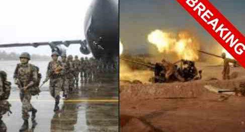 Китайцы убили индийского полковника и двух джаванов