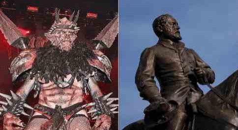 В США сносят памятники. На их место придут бесы