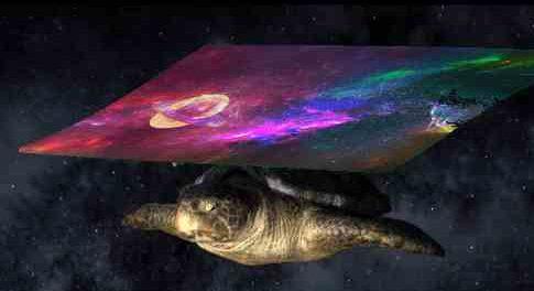 Вселенная оказалось плоской