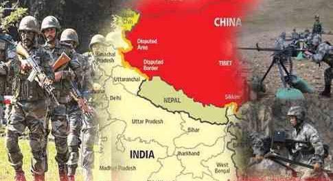 Китай отжимает у Индии все больше территорий