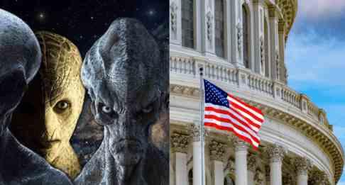 Трамп приказал рассказать про инопланетян