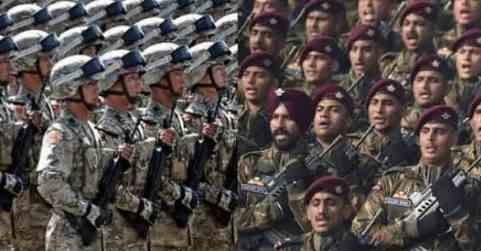 Индия и Китай все таки идут к большой войне