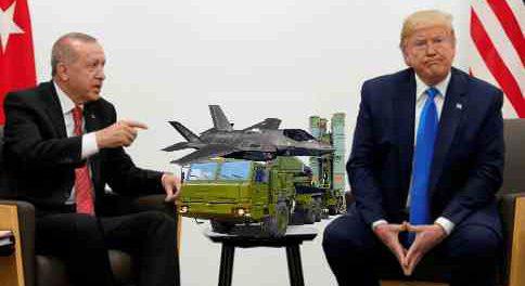 США хотят выкупить у Турции S-400