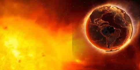 Солнце выпустило «каньон огня» на Землю