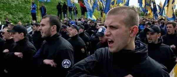 ЦРУ выпустило на сцену Украины неонацистский сброд