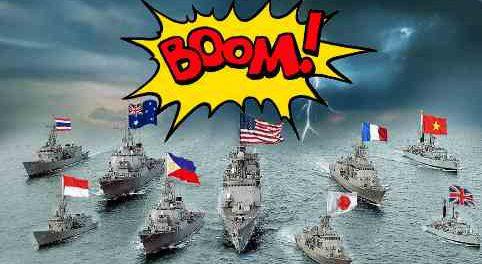 Устроят ли США в Южно Китайском море кровавую баню