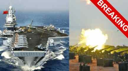 Через 24 часа Китай начнет вторжение на Тайвань