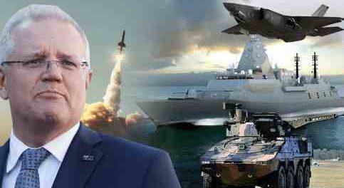 Австралия начала подготовку к войне