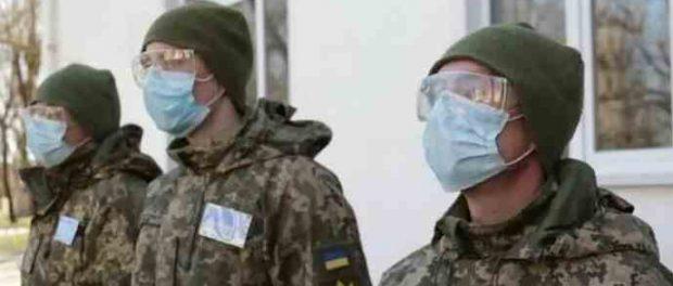 Скандал на Украине:  биоэксперименты США над украинскими солдатами