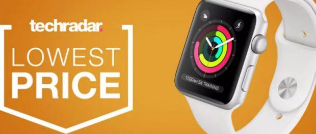 Apple Watch предложения никогда не были такими дешевыми