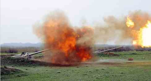 Война Армении и Азербайджана начаться в ближайшие дни