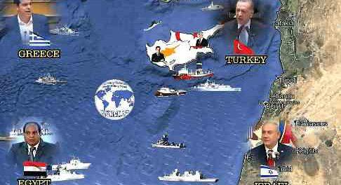 Скоро начнется бойня между Турцией, Францией и Египтом