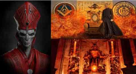 Ватикан может возглавить Черный Папа