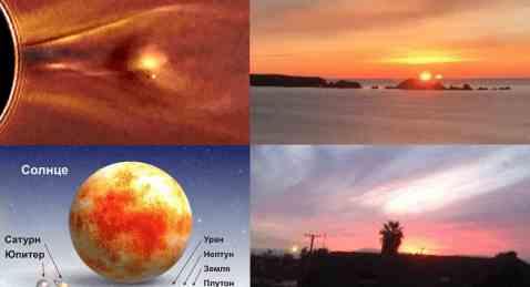 Центр тяжести Солнечной системы смещается