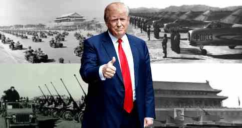 Трамп продолжает мочить Китай