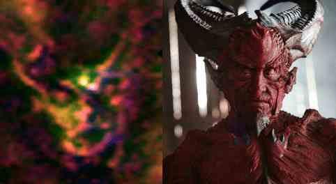 На Марсе нашли демона