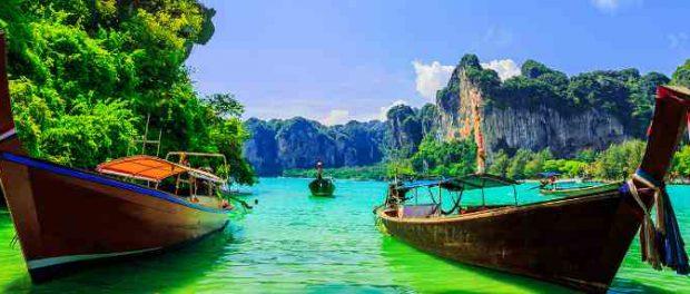 Таиланд делает ставки на туризм внутри страны