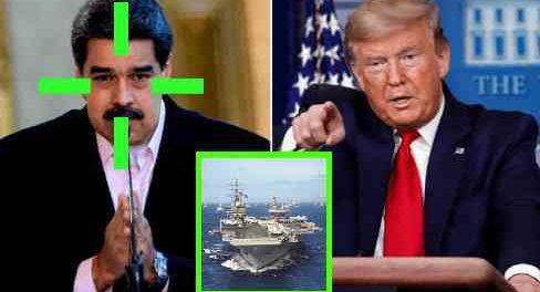 Трамп готов разобраться с Венесуэлой