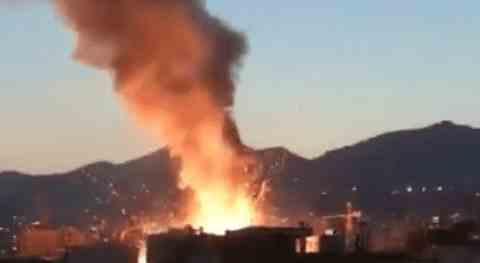 В Тегеране опять взрыв