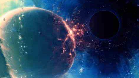 Черная дыра приближается к Земле