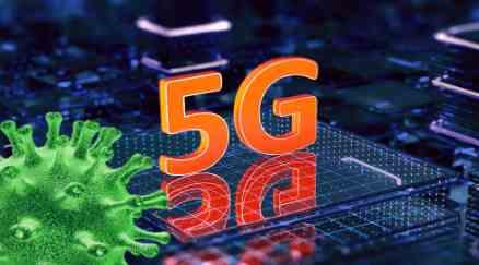 Научный журнал: как 5G вызывает Covid-19