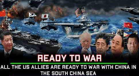 Война Китая и США через 6 месяцев