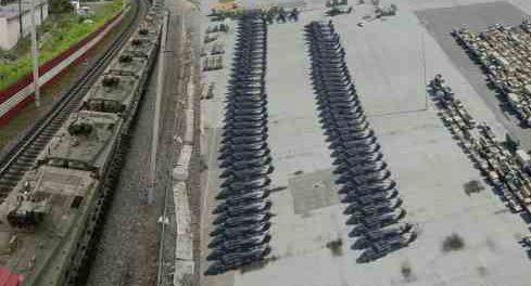 Европа накануне больших военных событий
