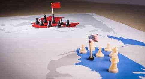 В США погнали китайских студентов