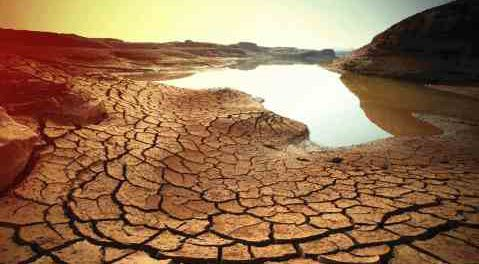Через два года в Европе не станет воды