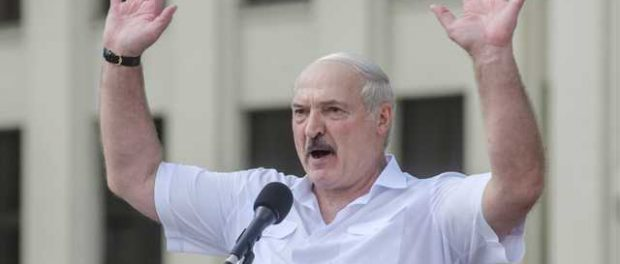 Лукашенко такой же шизофреник как Сталин