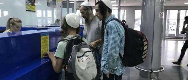 В Киеве задержали более сотни граждан Израиля, 12 человек депортировали