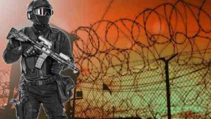 Военные срочно тренируются в лагерях FEMA